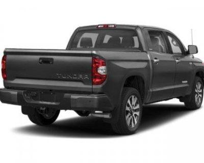 New 2021 Toyota Tundra 4WD Limited 4WD Pickup