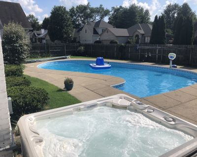 Spacious Home W/hot Tub! Monthly Discounted Rate - Lyndon