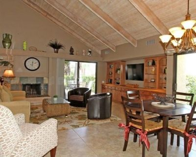 Beautiful & Spacious Villa Just Steps to Pool/Spa in Mission Hills CC. - Rancho Mirage