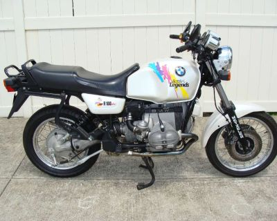 1993 BMW R100R Battle of the Legends Other Lithopolis, OH