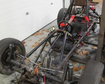 [WTB] Formula Vee or Super Vee frame or car