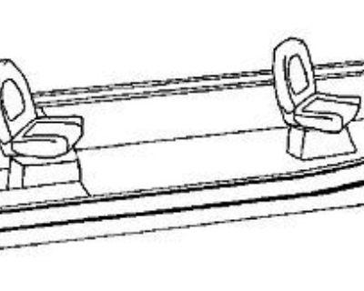Carver Covers 74203c-sg 16' Open Jon Boat Camo Cover