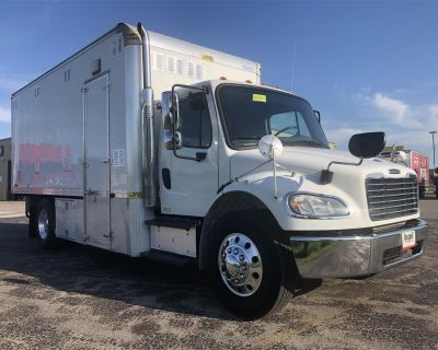 2014 FREIGHTLINER BUSINESS CLASS M2 106 Box Trucks, Cargo Vans Heavy Duty