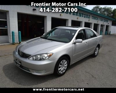2006 Toyota Camry 4dr Sdn XLE Auto (Natl)