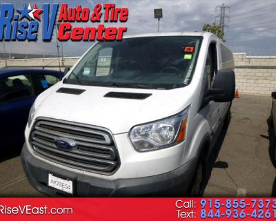 Used 2018 Ford Transit 350 Wagon Low Roof XLT w/Sliding Pass. 148-in. WB
