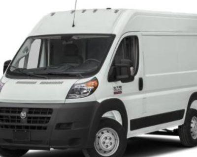 2018 Ram ProMaster Cargo Van 1500