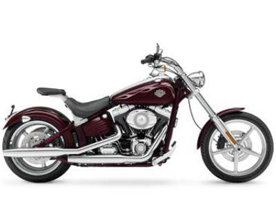 2008 Harley-Davidson Softail Rocker C Cruiser Colorado Springs, CO
