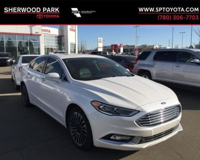 Used 2017 Ford Fusion SE All Wheel Drive 4 Door Car
