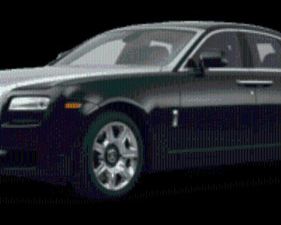 2011 Rolls-Royce Ghost RWD