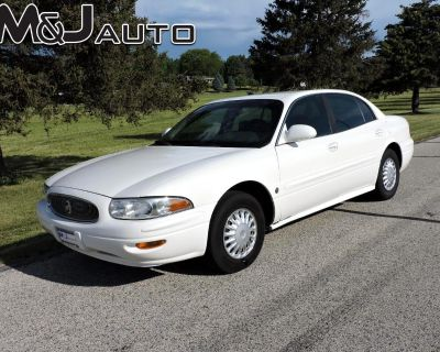 Used 2005 Buick LeSabre 4dr Sdn Custom
