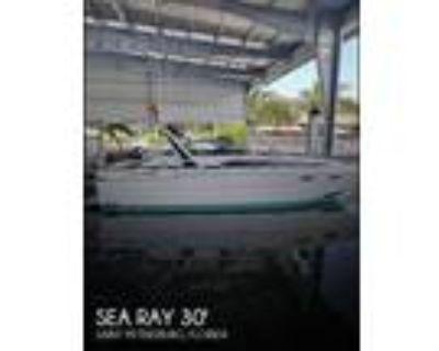 30 foot Sea Ray Weekender