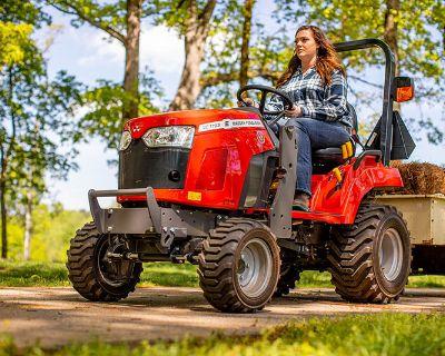 2021 Massey Ferguson MFGC1725MB Sub-Compact Tractors Mansfield, PA