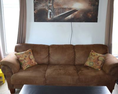 SOFA, LOVESEAT and CHAIR - FREE