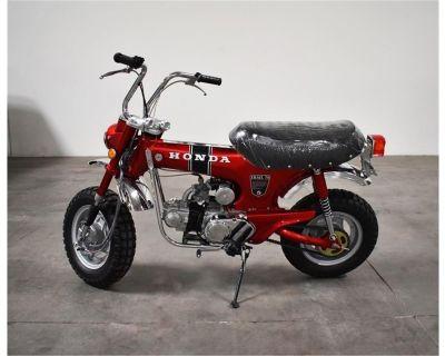 1969 Honda Motorcycle