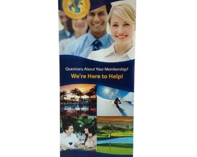 Shop Online ! Customized Roll Up Banner Stand
