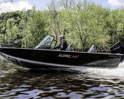 2021 Alumacraft Voyageur 175 Sport Aluminum Fish Boats Ponderay, ID