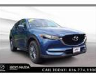 2017 Mazda CX-5 Blue, 94K miles