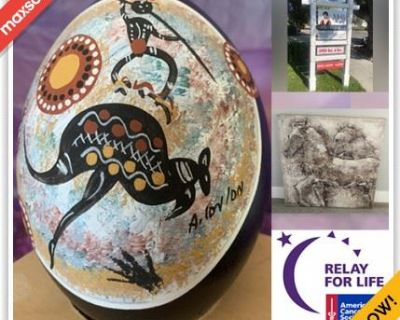 Sunnyvale Charity/Fundraising Online Auction - Hollenbeck Ave