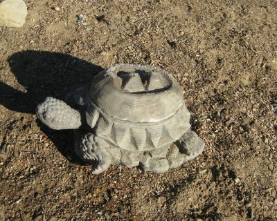 Turtle Outdoor Candle