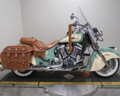 2019 Indian Chief Vintage ABS Cruiser Fort Worth, TX