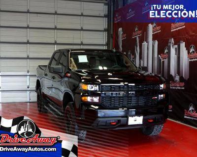 "2021 Chevrolet Silverado 1500 4WD Crew Cab 147"" Custom Trail Boss"