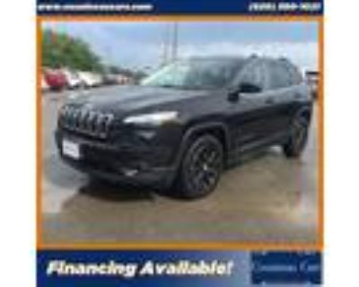 2016 Jeep Cherokee Black, 63K miles