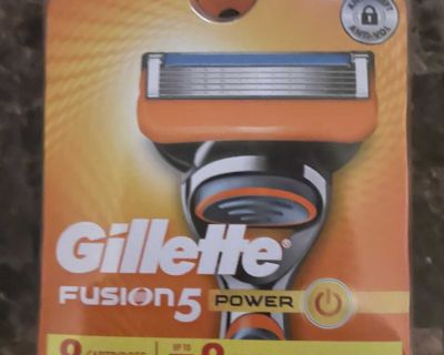 Gillette Fusion 5 replacement blades 8 pack