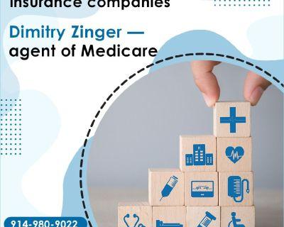 Dimitry Zinger — agent of Medicare