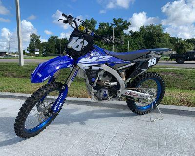 2018 Yamaha YZ250F Motocross Off Road Orlando, FL
