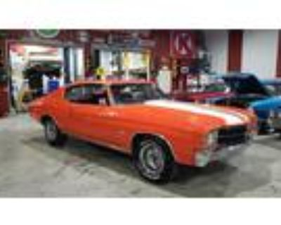 1971 Chevrolet Chevelle 396