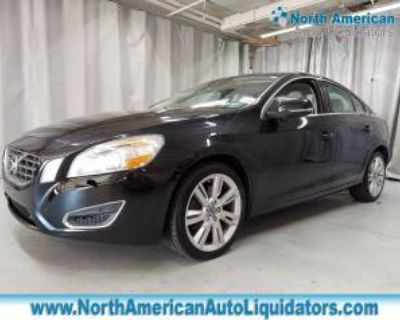 2012 Volvo S60 T6 with Moonroof AWD