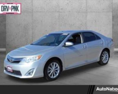 2014 Toyota Camry 2014.5 XLE I4 Automatic