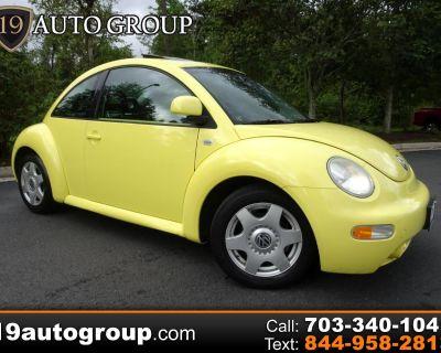 Used 1999 Volkswagen New Beetle GLS 2.0
