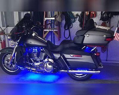2017 Harley Davidson Electra Glide Ultra Limited