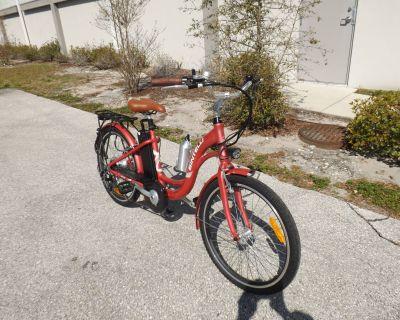 2021 Bintelli JOURNEY STEP THROUGH ELECTRIC BIKE E-Bikes Lakeland, FL