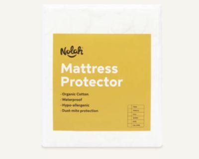 Nolah organic cotton mattress protector (Queen)