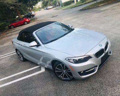 2016 BMW 2-Series 228i xDrive Convertible