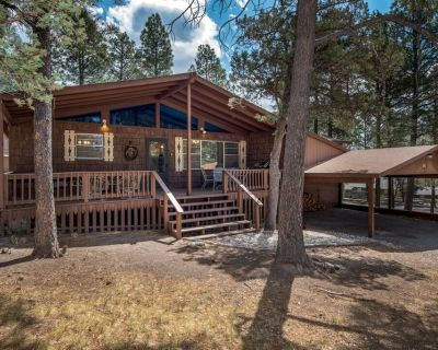 Aztex, the 3 bed, 2 bath cabin close to Midtown - Ruidoso