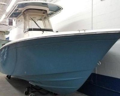 2021 Grady-White Fisherman 257
