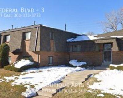 4589 Federal Blvd #3, Denver, CO 80211 2 Bedroom Apartment