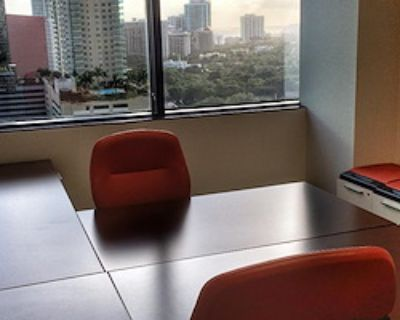 Office Suite for 2 at SmartSpace Miami