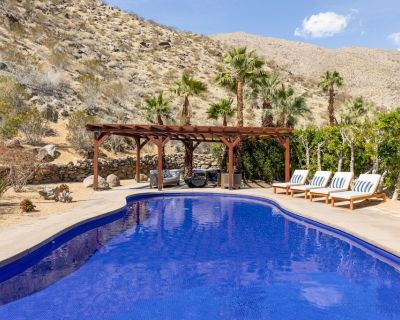 Authentic and private Spanish Hacienda set up against the majestic San Jacinto foothills - Palm Springs