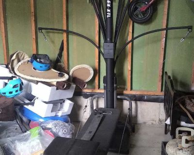 Bowflex XTL with all accessories