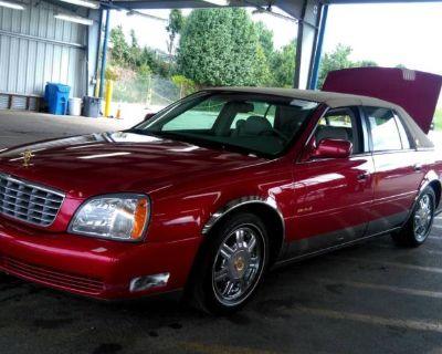 2003 Cadillac DeVille Standard