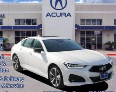 2021 Acura TLX Advance Package