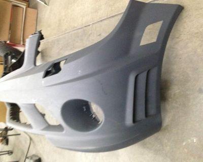 Mercedes W204 C63 08-13 Front Bumper Oem
