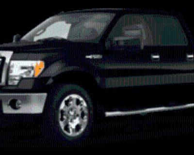 2010 Ford F-150 Lariat SuperCrew 6.5' Box 4WD