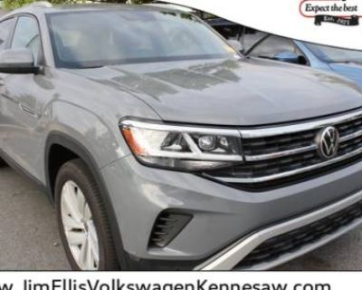 2021 Volkswagen Atlas Cross Sport SE with Technology