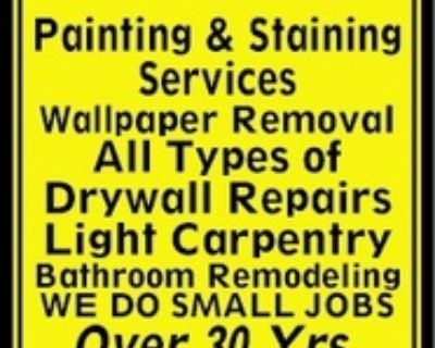 Mike's Creative Touch Painting...