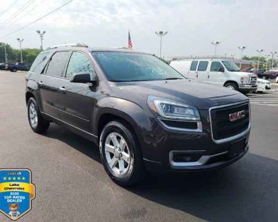 Used 2015 GMC Acadia FWD 4dr